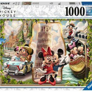 Mickey Mouse Legpuzzel