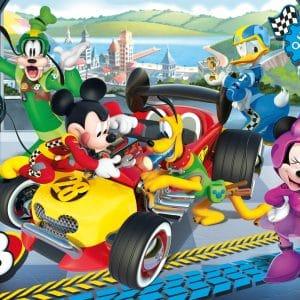 Mickey Roadster Racers Clementoni08514 01 Kinderpuzzels.jpg