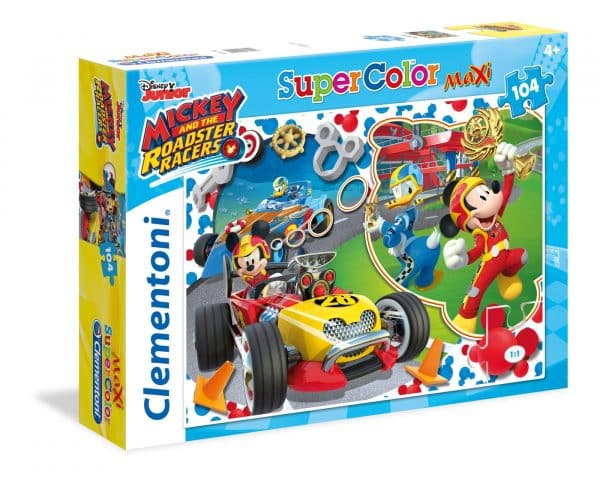 Mickey Mouse Roadster Racers Donald
