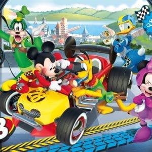 Mickey Minnie Mouse Clementoni Kinderpuzzel