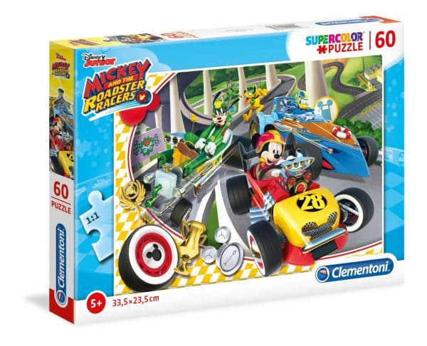 Mickey Mouse Roadster Racers