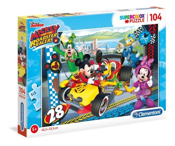 Mickey Roadster Minnie Goofy Donald