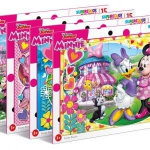 Minnie Mouse Disney Junior Kinderpuzzel