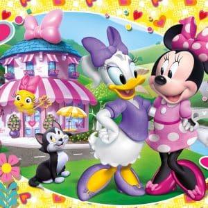 Minnie Katrien Clementoni Kinderpuzzel