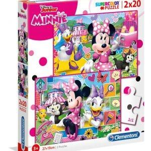 Minnie Mouse Clementoni Kinderpuzzel