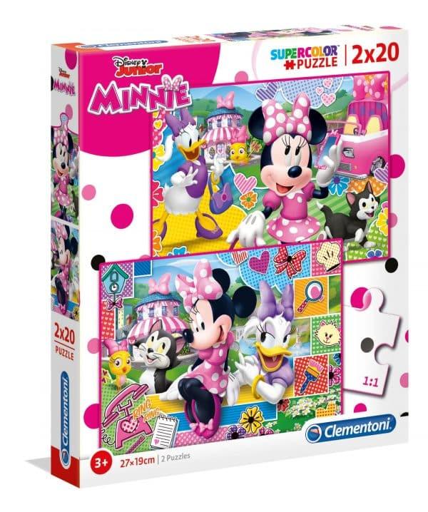 Minnie Happy Helper Clementoni24750 01 Kinderpuzzels.jpg