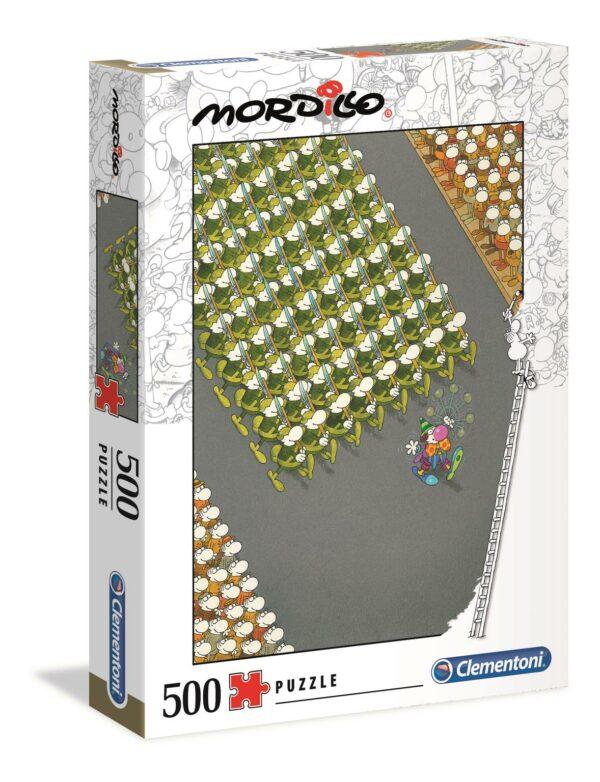 Mordillo The March Clementoni