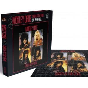 Motley Crue Shout At The Devil Rocksaws51593 01 Legpuzzels.nl