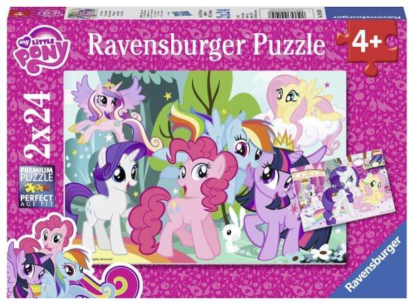 My Little Pony Lieve Ponys Ravensburger09105 01 Kinderpuzzels.nl .jpg