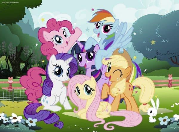 My Little Pony Magische Ponys Ravensburger109357 01 Kinderpuzzels.nl .jpg