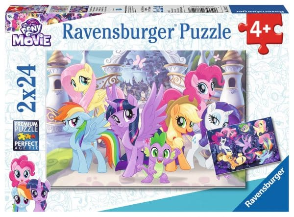 My Little Pony Ravensburger Kinderpuzzel