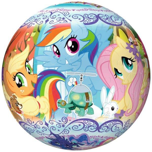 My Little Pony Puzzleball Ravensburger Kinderpuzzels