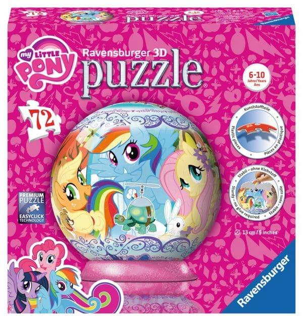 My Little Pony Puzzleball Ravensburger Kinderpuzzel