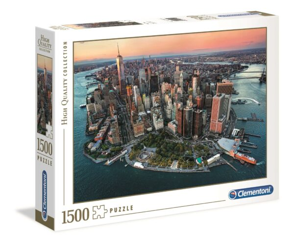 New York Clementoni Puzzel