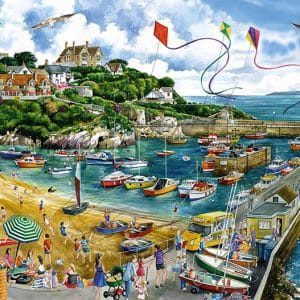 Newquay Harbour Jumbo11290 01 Legpuzzels.nl