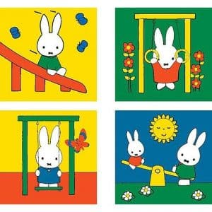 Nijntje My First Puzzel 4 In 1 Ravensburger Kinderpuzzels