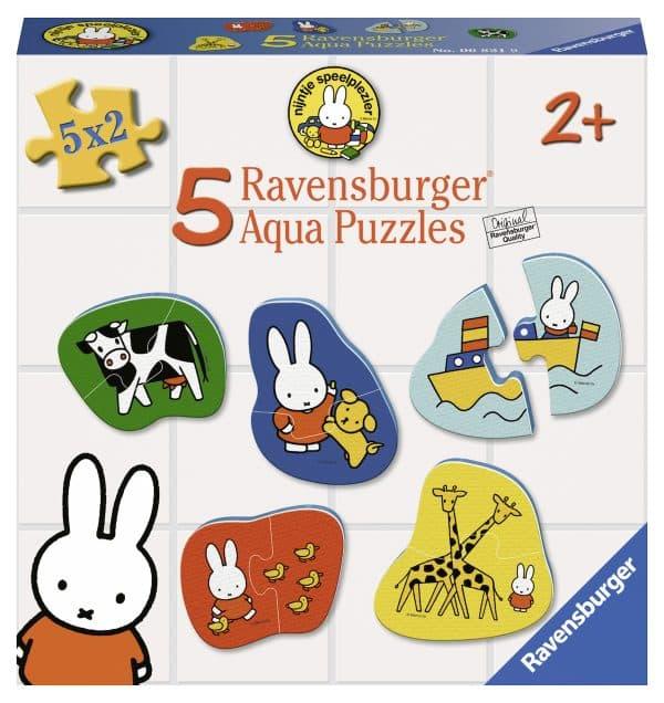 Nijntje Nijntje Aqua Puzzel Ravensburger