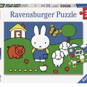Nijntje Nijntje Bij De Dieren Ravensburger075669 01 Kinderpuzzels.nl .jpg
