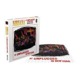 nirvana mtv unplugged in new york rocksaws61769 01 legpuzzels