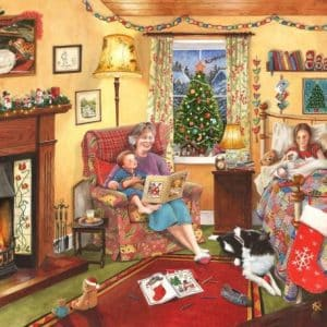 No.11 A Story For Christmas The House Of Puzzles Legpuzzel 5060002003817 1.jpg