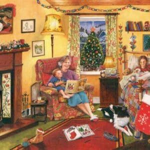 No.11 A Story For Christmas The House Of Puzzles Legpuzzel 5060002003800 1.jpg