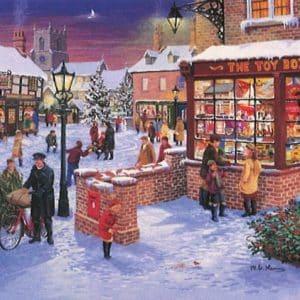 No.3 Secret Santa The House Of Puzzles Legpuzzel 5060002001455 1.jpg