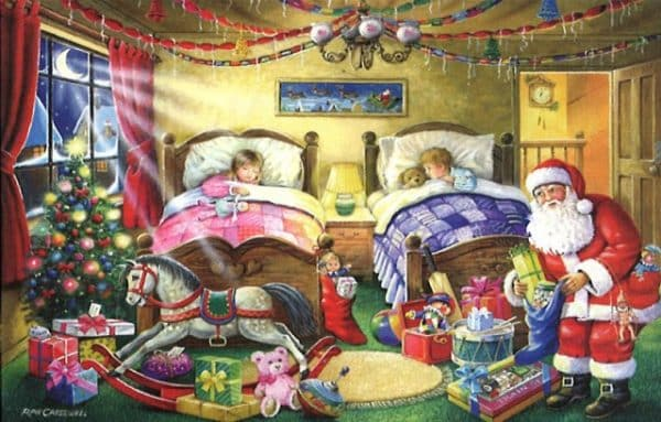 No.4 Christmas Dreams The House Of Puzzles Legpuzzel 5060002001660 1.jpg