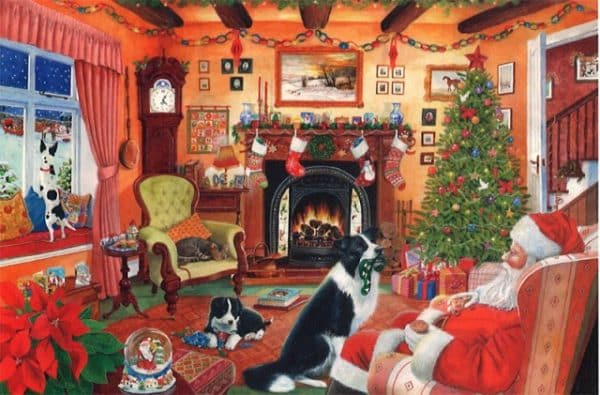 No.7 Me Too Santa The House Of Puzzles Legpuzzel 5060002002490 1.jpg