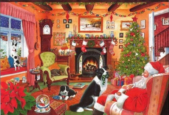 No.7 Me Too Santa The House Of Puzzles Legpuzzel 5060002002490 2.jpg