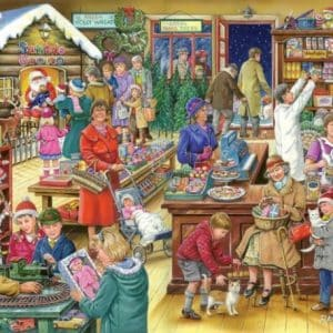 No.9 Christmas Treats The House Of Puzzles Legpuzzel 5060002003169 1.jpg