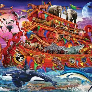 noah's ark 5024 art puzzel 1