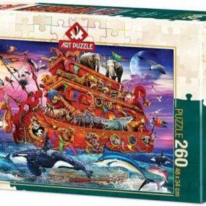 Noahs Ark Art Legpuzzels