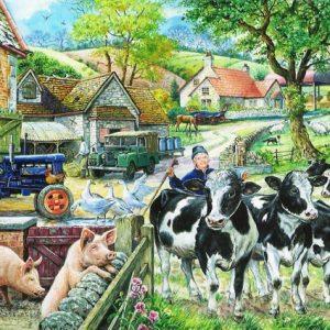 Oak Tree Farm The House Of Puzzles Legpuzzel 5060002002223 1.jpg