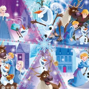 Olaf Frozen Elza Anna Kristoff