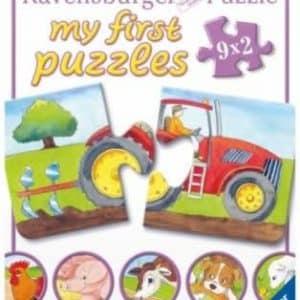 Op De Boerderij Ravensburger073337 01 Kinderpuzzels.nl .jpg