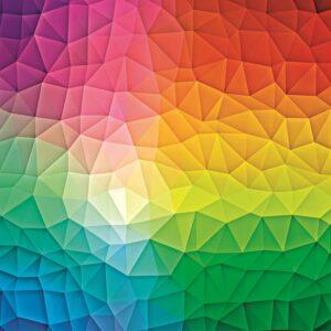 Regenboog Puzzel Clementoni