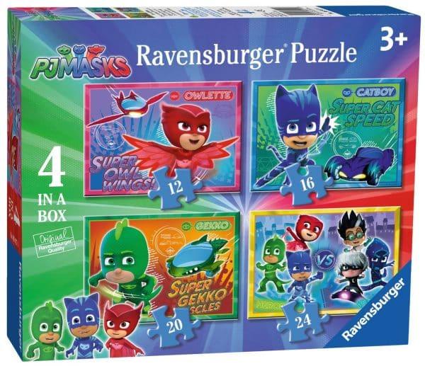 Pj Masks Ravensburger Kinderpuzzel