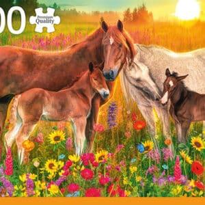 Paarden In De Wei Jumbo
