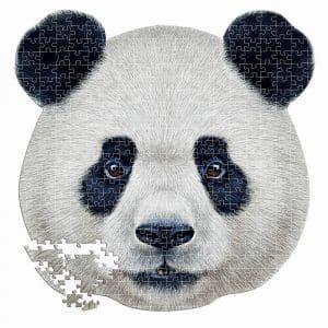 Pandakop Vormpuzzel Educa18476 01 Legpuzzels.nl