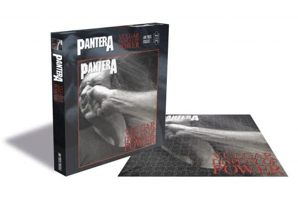 Pantera Vulgar Display Of Power Rocksaws46537 01 Legpuzzels.nl