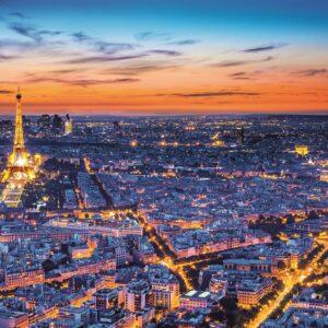 Parijs Eiffeltoren Clementoni
