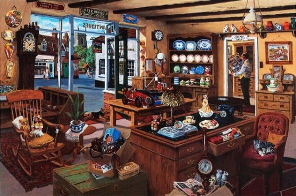 Past Times The House Of Puzzles Legpuzzel 5060002002117 1.jpg