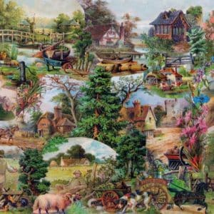Pastoral The House Of Puzzles Legpuzzel 5060002003107 1.jpg