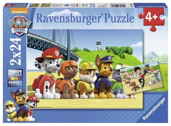 Paw Patrol Dappere Honden Ravensburger090648 01 Kinderpuzzels.nl .jpg