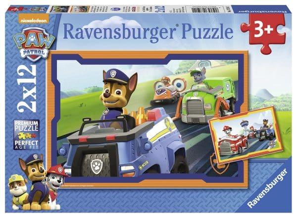 Paw Patrol Paw Patrol In Actie Ravensburger075911 01 Kinderpuzzels.nl .jpg
