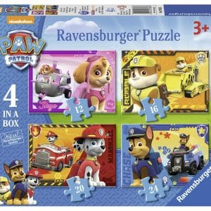 Paw Patrol Puppies Ravensburger Kinderpuzzel