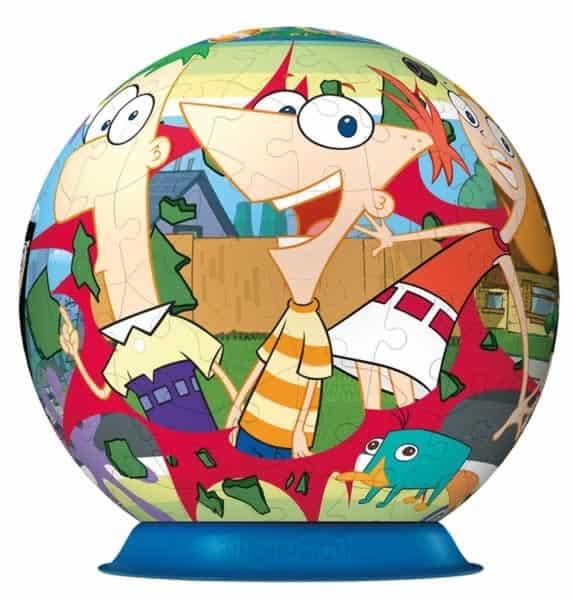 Phineas En Ferb Ravensburger122219 01 Kinderpuzzels.nl .jpg