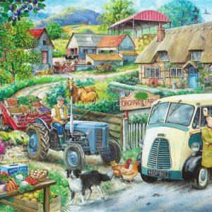 Plum Jam The House Of Puzzles Legpuzzel 5060002002575 1.jpg