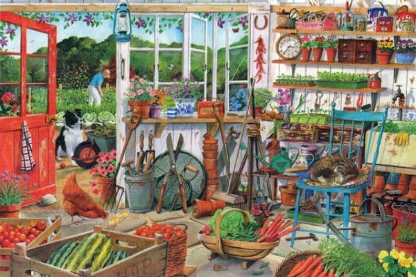 Potting Shed The House Of Puzzles Legpuzzel 5060002003268 1.jpg
