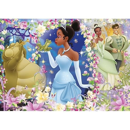 Princess And The Frog Vloerpuzzel Ravensburger052684 01 Kinderpuzzels.nl .jpg